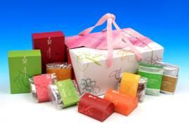 Tea and Cakes Gift Set
