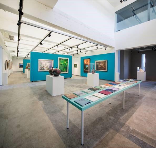 二樓201展覽室