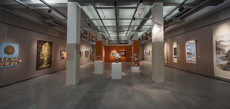 一樓101展覽室