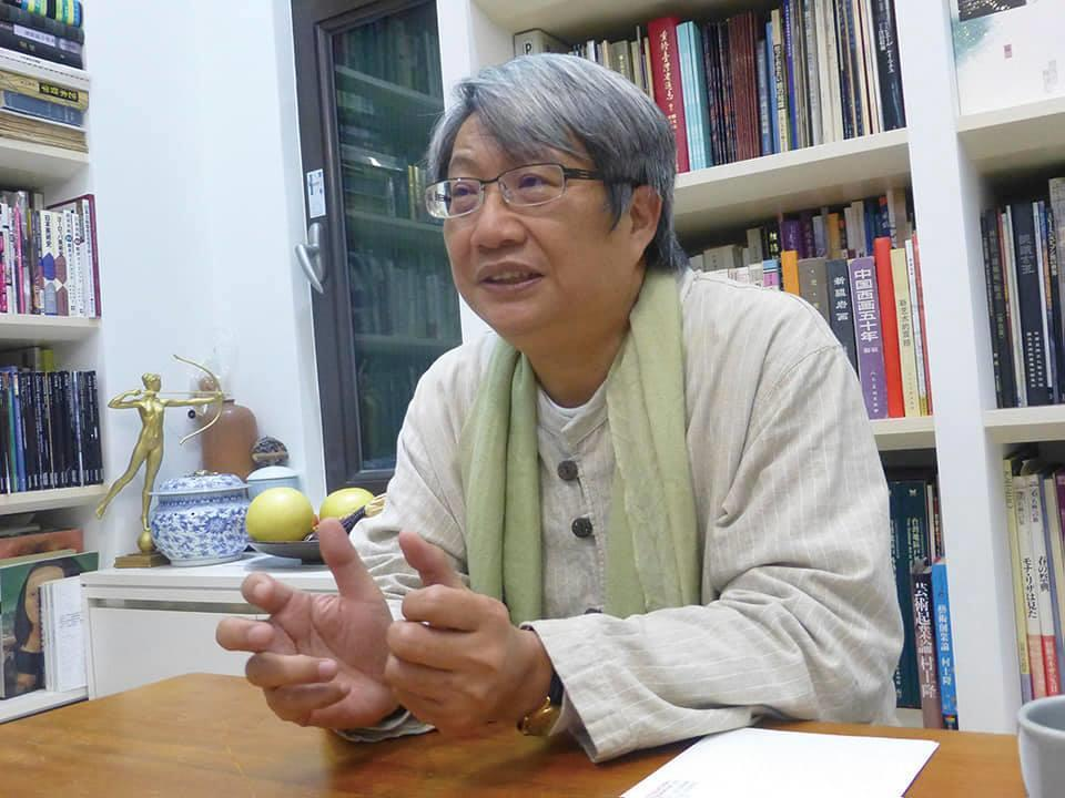 潘襎教授1