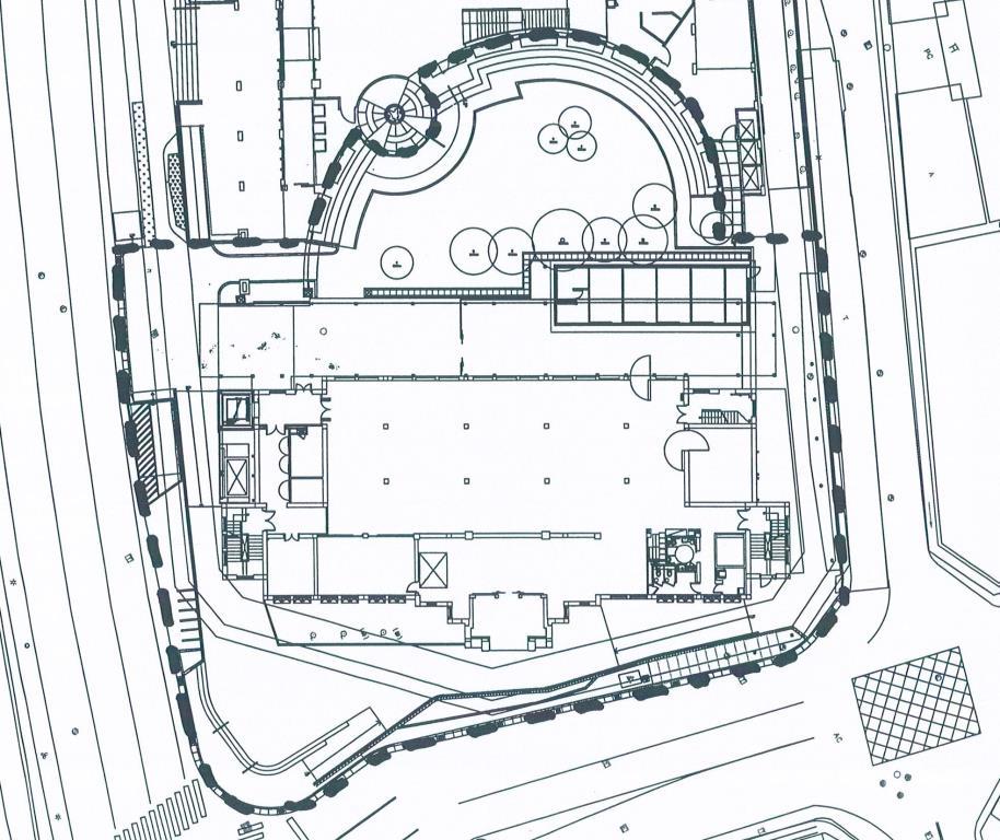 宜蘭美術館全區地圖