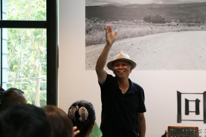 攝影家阮義忠教授