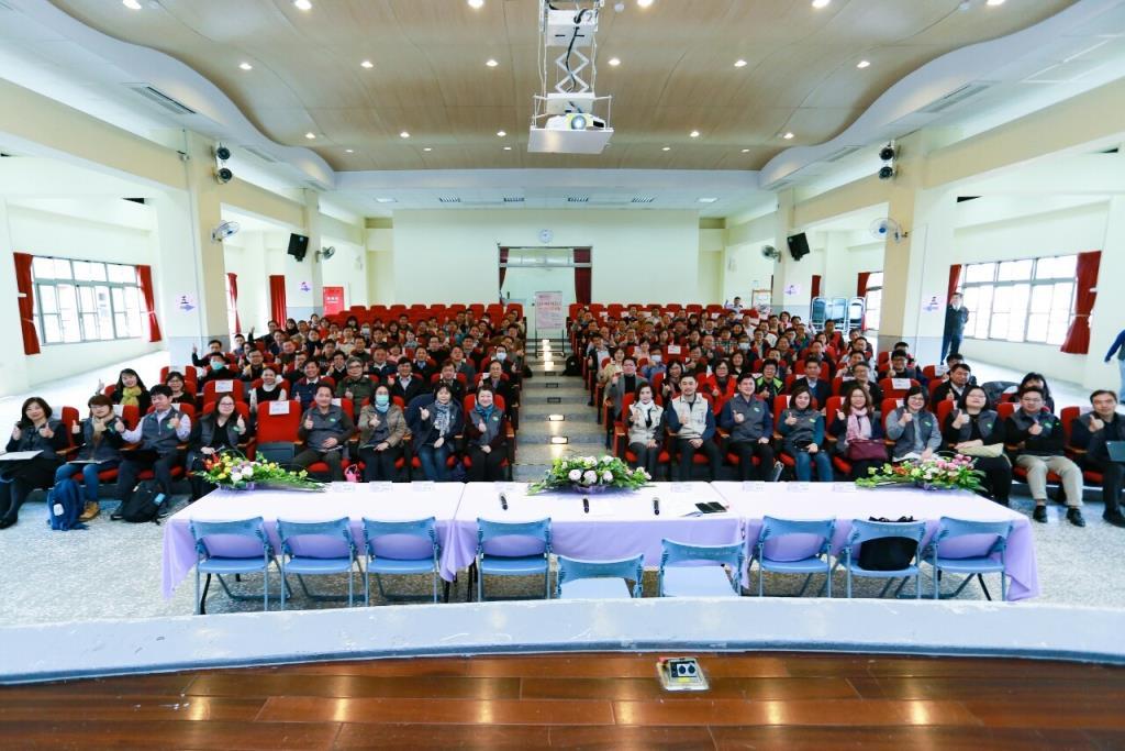 1090220-宜蘭縣108學年度第2次中小學校長會議 縣府宣布開學第一週訂為「友善校園防疫週」