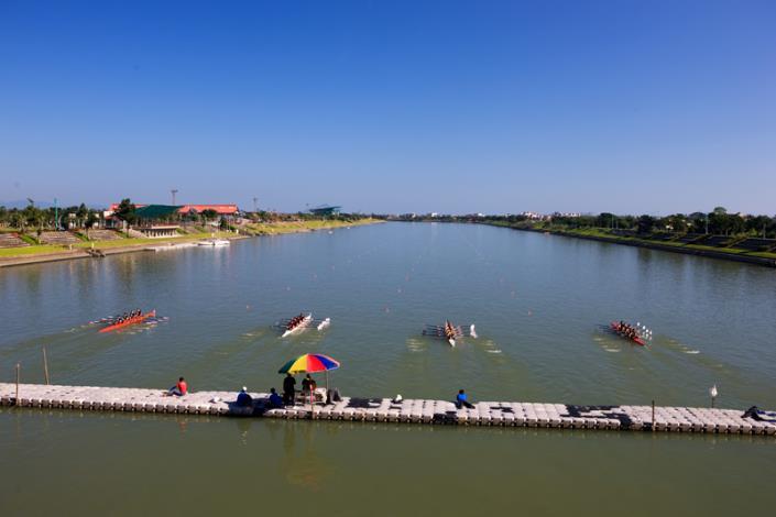 西式划舟賽