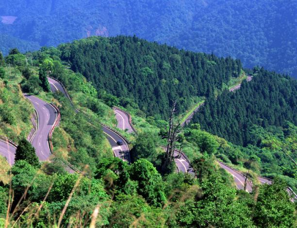 太平山林道