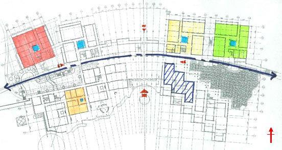 綠建築配置與單元設計