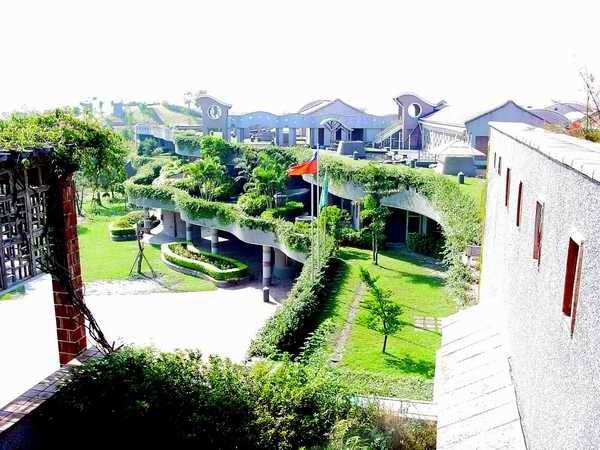 屋頂與露台花園