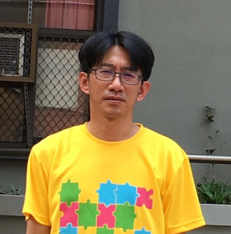 李岳儒處長生活照