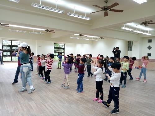冬山鄉順安社區發展協會練習照片