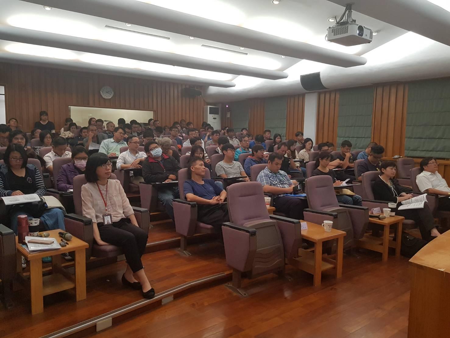 宜蘭縣政府舉辦提升工程品質座談會2
