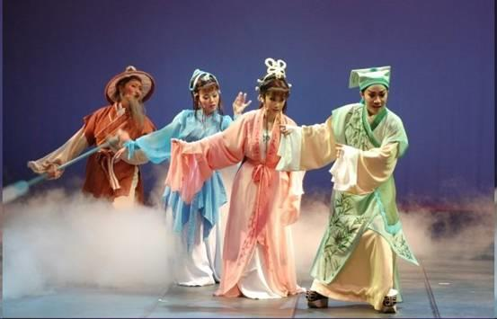 Introduction of the Lanyang Taiwanese Opera Company