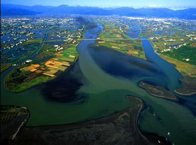 The Mother River of Lanyang Plain