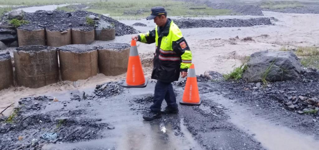 三星警協助預防性道路封閉