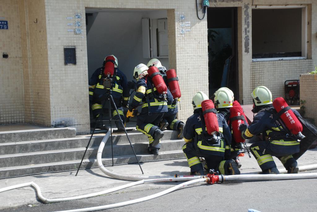 智慧消防搶救