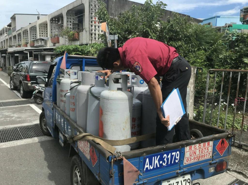 液化石油氣瓦斯開關漏氣全面追查圖