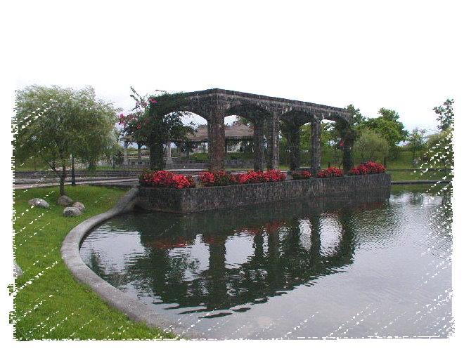 分洪堰另一庭園造景