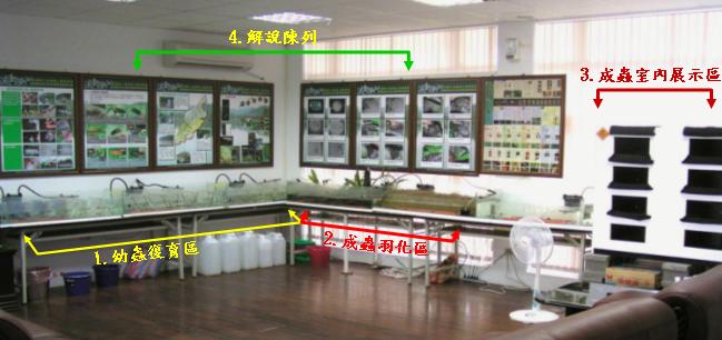 螢火蟲復育教室