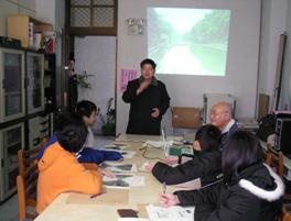 指導三星國中辦理螢火蟲生態科展