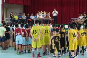 104鄉長盃籃球賽