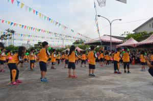 106年模範母親表揚結合幼兒園親子運動會活動