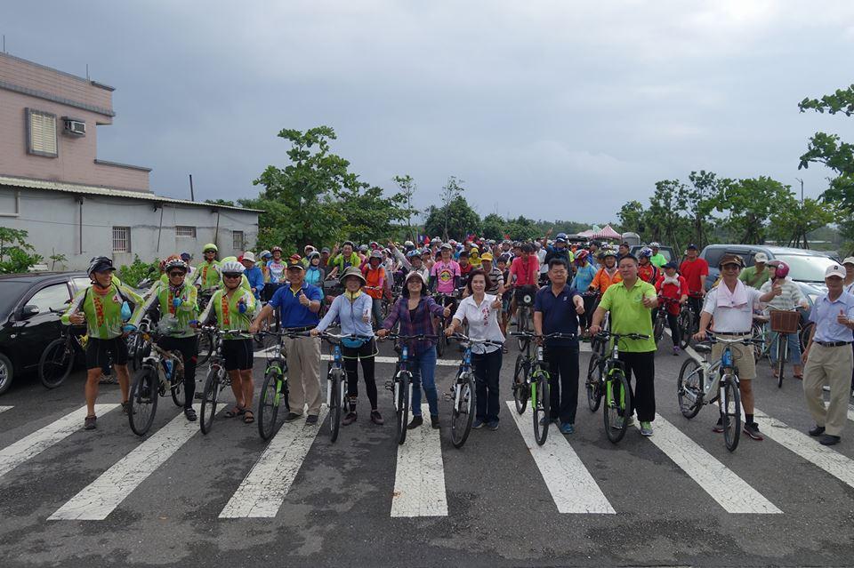 2017騎趣壯圍自行車逍遙遊…迎接雙十國慶日