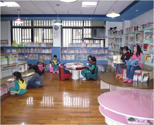 圖書館幼兒圖書室