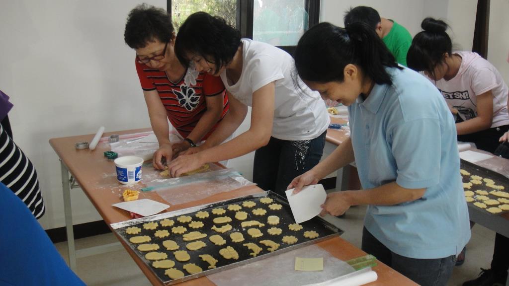 亞典菓子工場手做糕點DIY課程