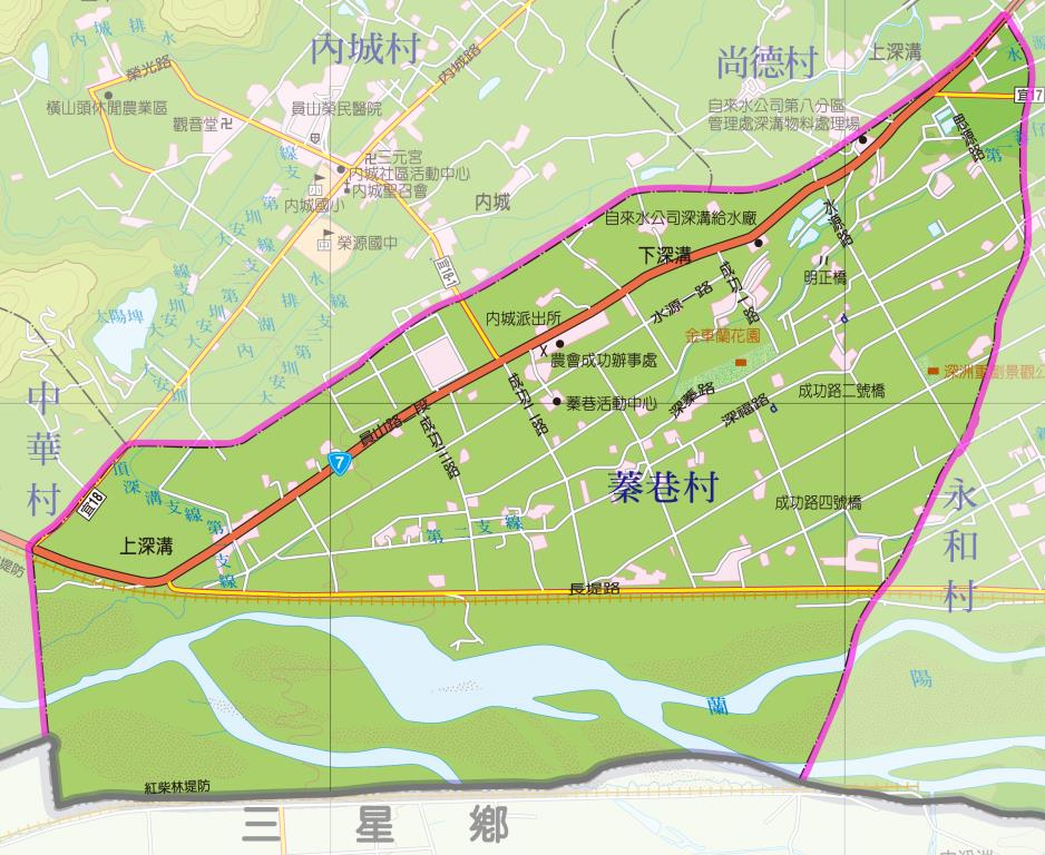 蓁巷村地理位置圖.jpg