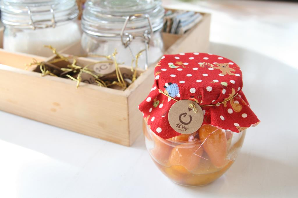 橘之鄉蜜餞形象館金棗蜜餞製作DIY課程