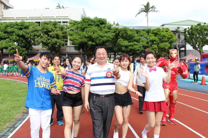 《2018鯉想啟程-頭城鎮慶祝兒童節活動》