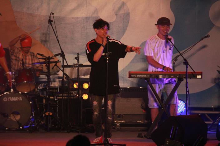 丘與樂樂團1