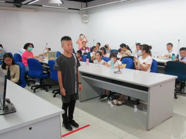 閩南語演講照片2