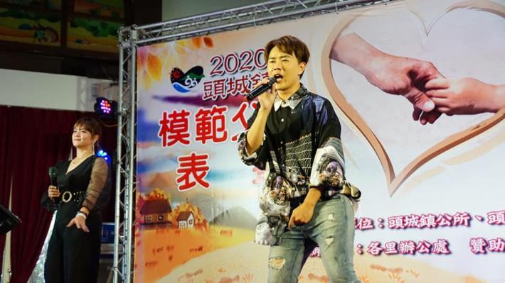 陳孟賢表演1