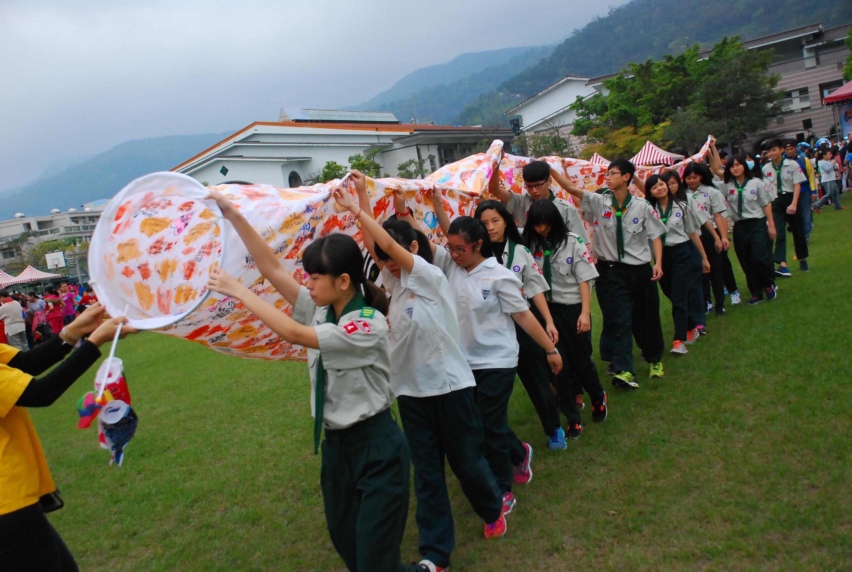 「鯉想啟程」兒童節活動