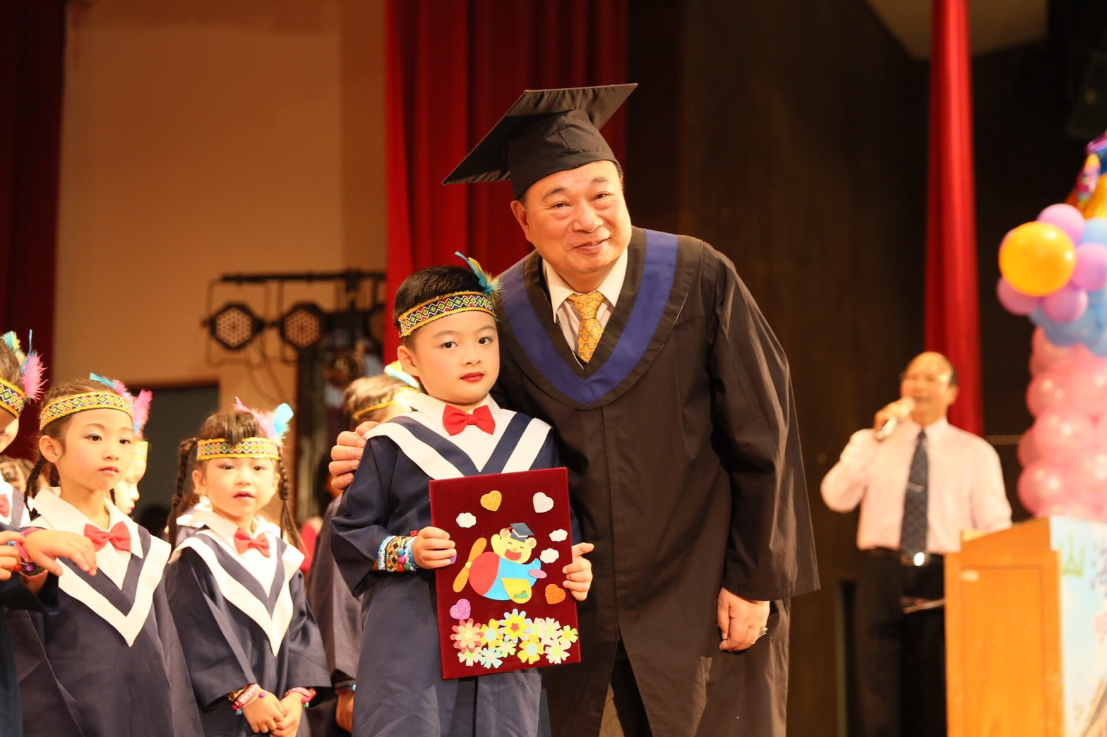2016幼兒園畢業典禮
