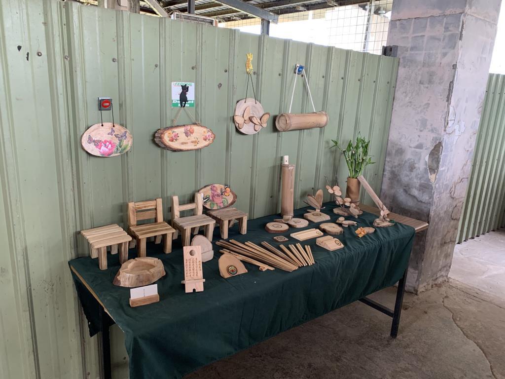 木雕藝術品