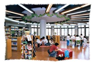 礁溪鄉立圖書館