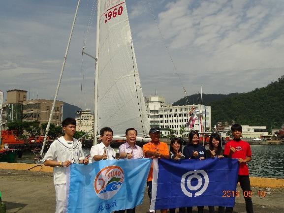 南安國中及岳明國小組團前往日本姐妹巿石垣巿進行教育參訪