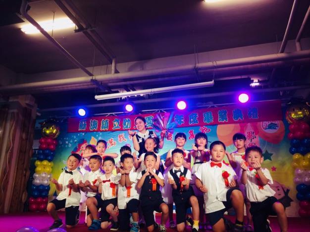 108幼兒園畢業典禮17