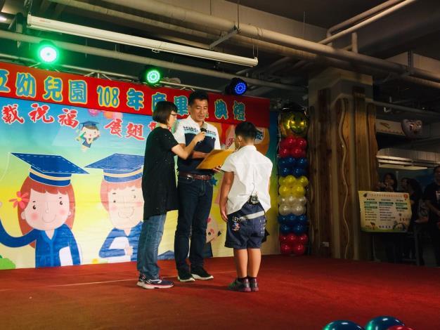 108幼兒園畢業典禮09