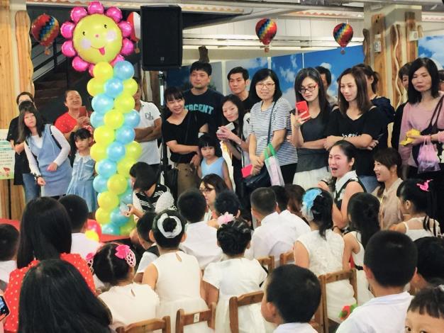 108幼兒園畢業典禮11