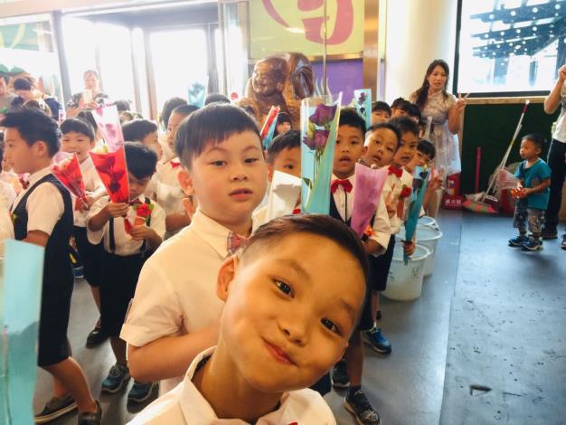 108幼兒園畢業典禮05