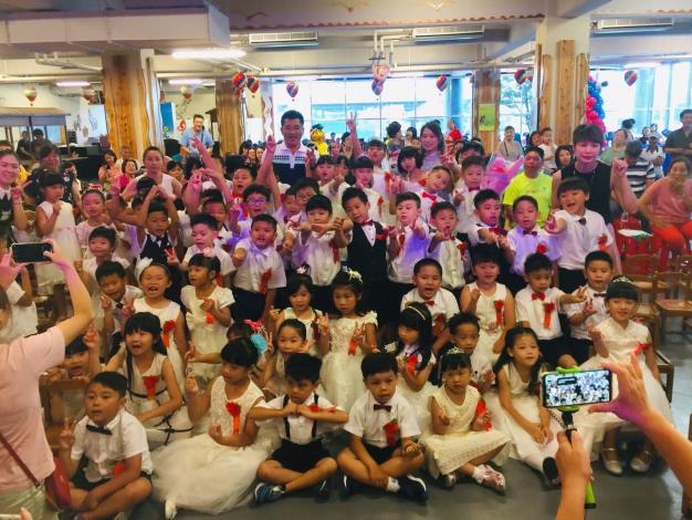 108幼兒園畢業典禮23