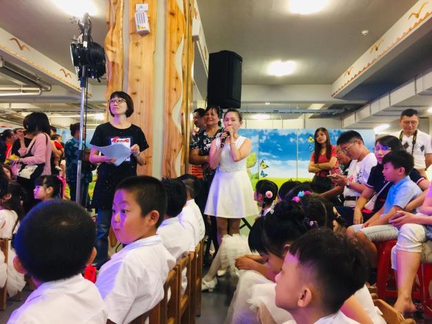 108幼兒園畢業典禮12