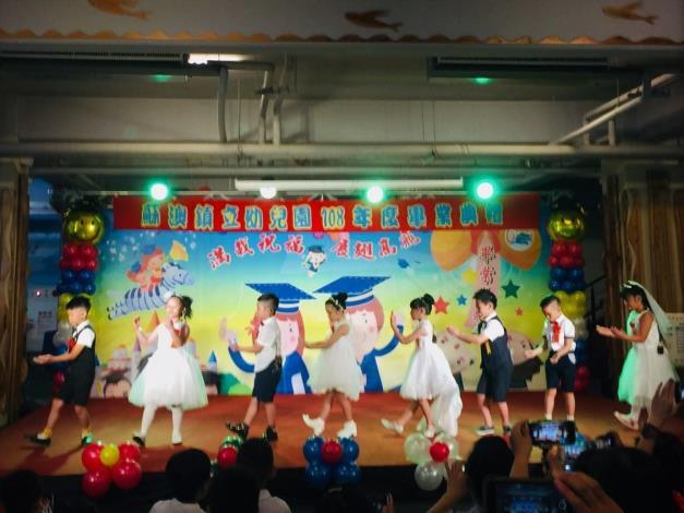 108幼兒園畢業典禮16