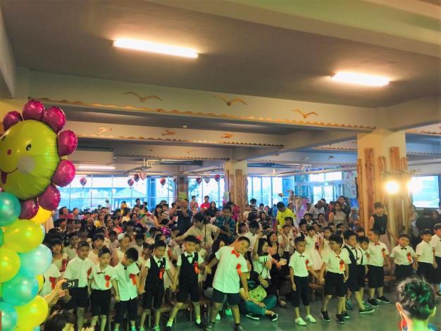 108幼兒園畢業典禮22