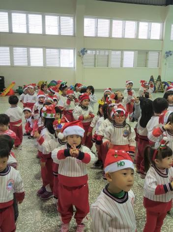 107聖誕節活動照片-咕咕雞聖誕照片2