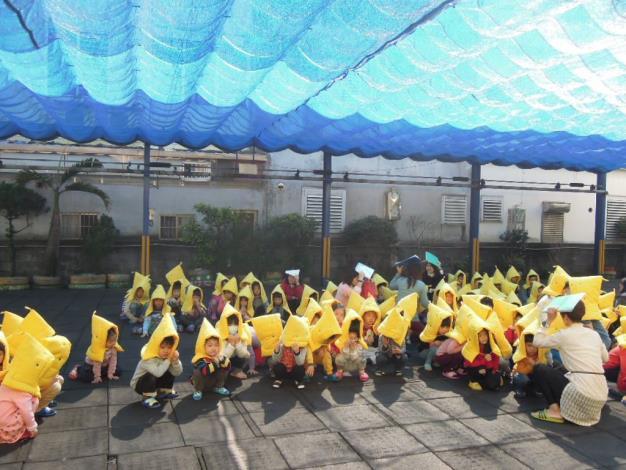 地震防災演練照片(107.03.16))09