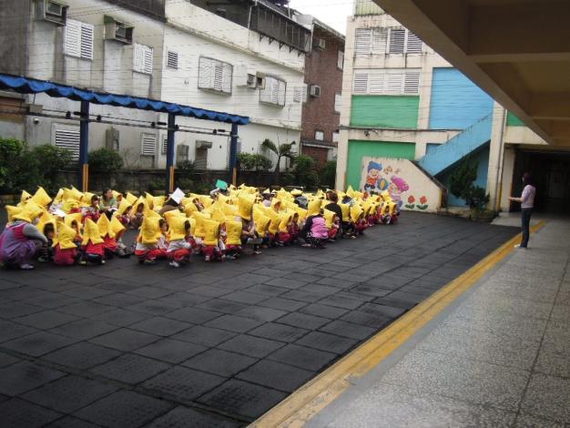 地震防災演練照片(107.03.16))24