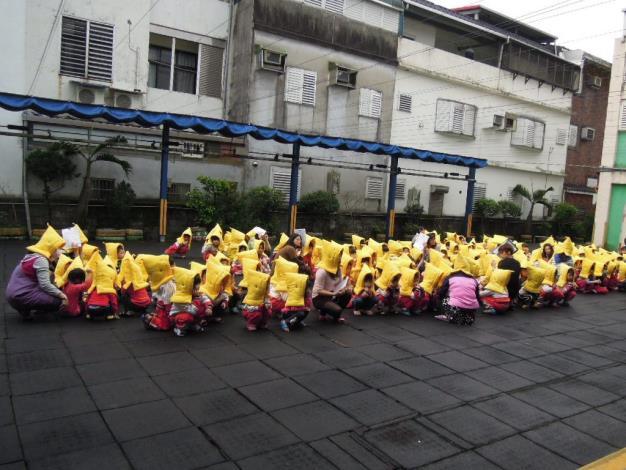 地震防災演練照片(107.03.16))22